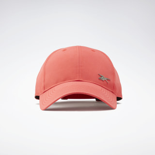 Кепка TE BADGE CAP Red/radiant red FQ5512