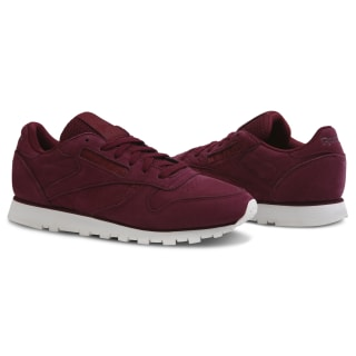 Classic Leather Enh-Rustic Wine/Chalk CN5484