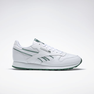 Classic Leather White / Clover Green DV8631