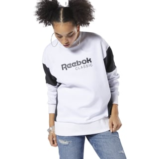 Classics Advanced Crew Sweatshirt White DY1678