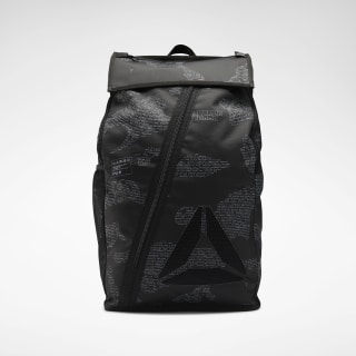 Training Graphic Backpack Medium Black EC5636