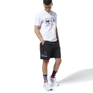 Short One Series Training Epic Black DY8007