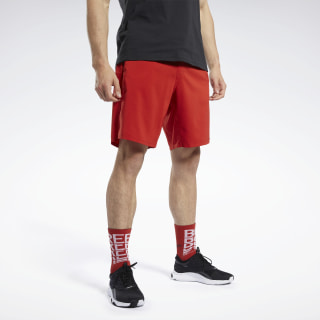 Epic Shorts Legacy Red FK6326