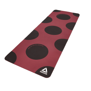 "Yoga Mat (POE) - ""Shut Up You're Awesome"" Red CK1132"