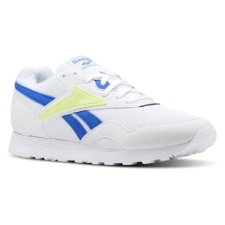 Rapide White / Vital Blue / Lemon Zest / Tin Grey CN5908