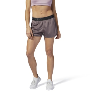 Workout Ready Easy Shorts Purple D95510