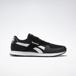 Reebok Royal Classic Jogger Elite Shoes Black / White DV8818