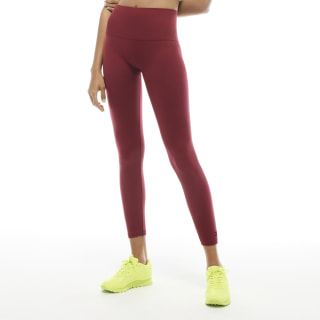 Reebok Seamless Tights Collegiate Red FQ7222