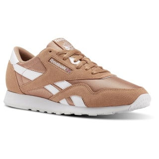 Classic Nylon Sf-Bare Brown / White CN3264