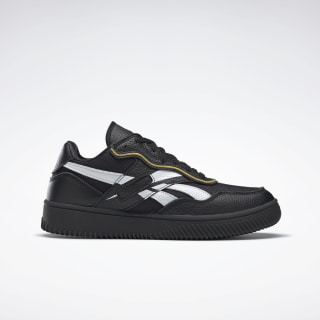 Кроссовки Reebok VB Dual Court II Black / Black / White FX4299