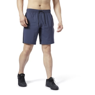 Short WOR Woven Heritage Navy EJ6314