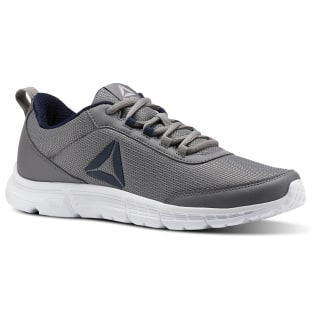 Reebok Speedlux 3.0 Foggy Grey / Collegiate Navy / White CN5408
