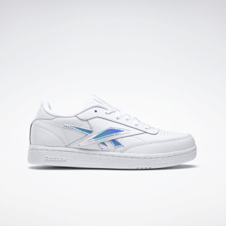 Club C Shoes White / White / White EG6026