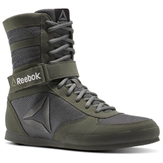 Reebok Boxing Boot Green / Iron Stone / Black BS8266