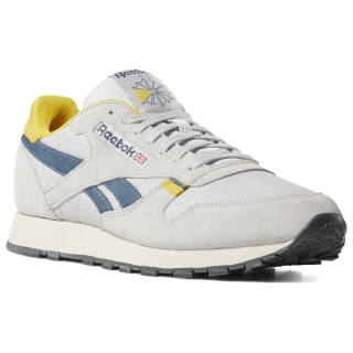 Classic Leather Steel / Yellow / Blue / Grey CN7177