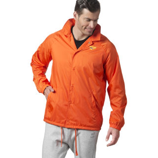 Coach Jacket Orange DN9815