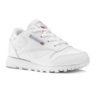 Classic Leather - Infant & Toddler White 50192