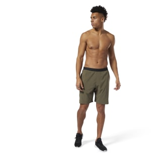 Speed Shorts Army Green/Black DX0478