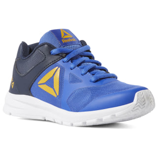 Zapatillas Reebok Rush Runner crushed cobalt / collegiate navy / trek gold DV4434