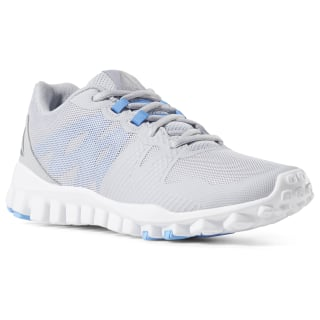 REEBOK REALFLEX TRAIN 5.0 Cold Grey / Sky Blue / White / Silver CN6773