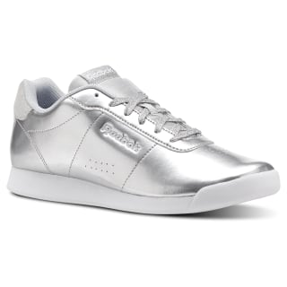 Tenis REEBOK ROYAL CHARM SILVER METALLIC / WHITE / LGH SOLID GREY CN4286