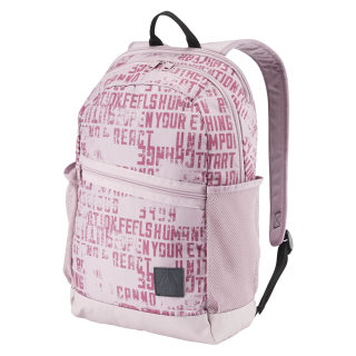 Mochila Style Foundation Active Graphic INFUSED LILAC F18-R CZ9772
