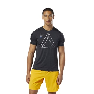 Training ACTIVCHILL Graphic Tee Black DU3933