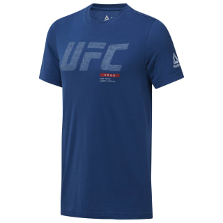 UFC Fight Week Tee Bunker Blue F18-R D94964