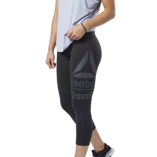 Reebok CrossFit® Lux 3/4 Tights Black EC1451