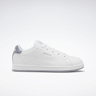 Reebok Royal Complete Clean 2.0 Shoes White / Cool Shadow / None EH2764