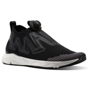 REEBOK PUMP SUPREME ULTRAKNIT Black / Ash Grey / Chalk CN1235