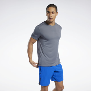 T-shirt Workout Ready Polyester Tech Cold Grey 6 FP9091