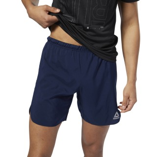 Running 7 Inch Woven Short Collegiate Navy D92932