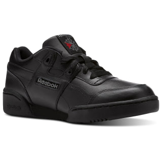 Workout Plus - Grade School Black / Charcoal / Primal Red CN1825