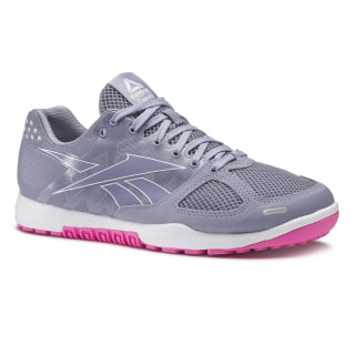 Reebok CrossFit Nano 2.0 Purple Fog / White / Acid Pink CN7124