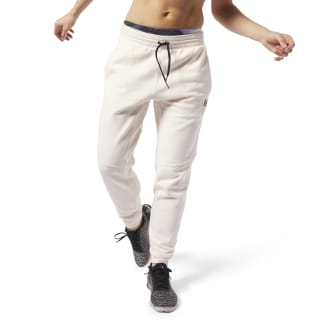 Training Essentials Linear Logo Pants Pale Pink EK1360
