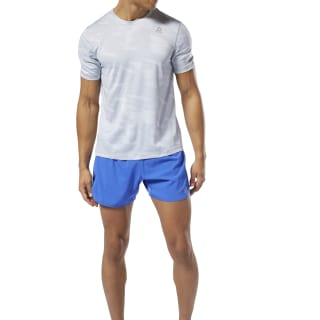 Run Essentials 5-Inch Shorts Crushed Cobalt DP6725