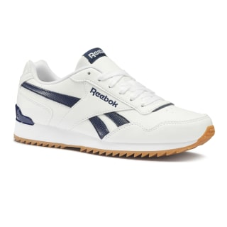 Reebok Royal Glide White / Collegiate Navy / Gum DV7076