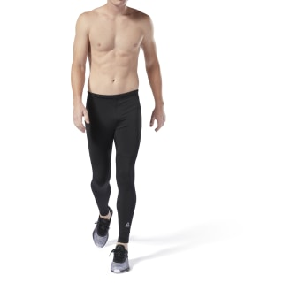 Legginsy Run Essentials Speedwick Black DU4302