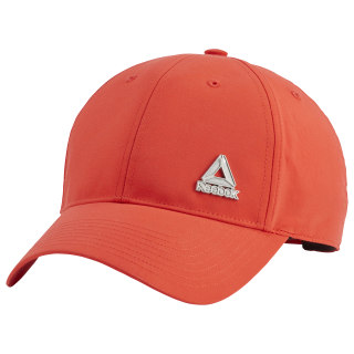 Active Foundation Badge Cap Canton Red DU2879