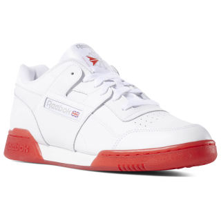 Workout Plus White / Red DV4283