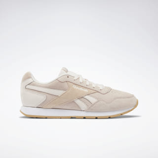 Reebok Royal Glide Shoes Pale Pink / White / White DV6718