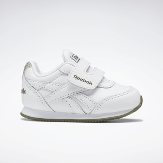 Reebok Royal Classic Jogger 2.0 White / Army Green / None EH0947