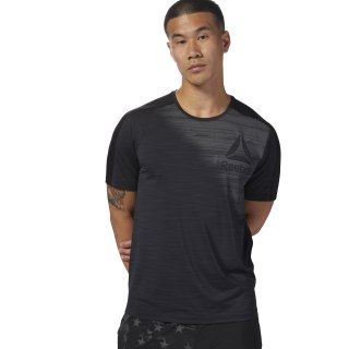 AC Graphic Move T-Shirt 2 Black DN6087