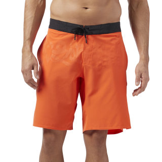 Reebok CrossFit Super Nasty Short Orange/Bright Lava CD7624