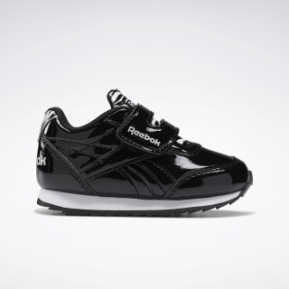 Reebok Royal Classic Jogger 2.0 Shoes Black / Black / White EF3751