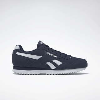 Scarpe Reebok Royal Glide Ripple Collegiate Navy / White BS5814