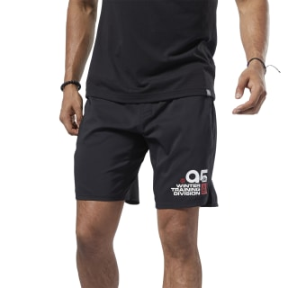 Pantalón corto Retro Winter Epic Black FJ9499