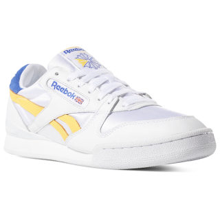 Phase 1 Pro White / Crushed Cobalt / Gold CN6995