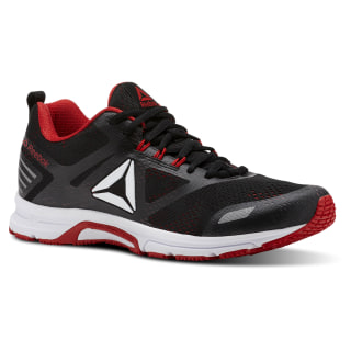 Ahary Runner White / Black / Primal Red CN5333